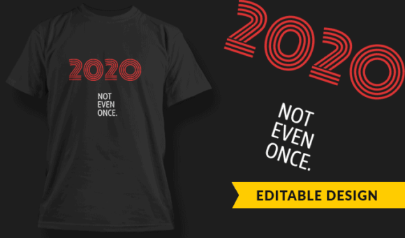 2020 Not Even Once. 2020 not even once preview