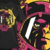 Astro-Chimp 2 | T-shirt Design Template 2448 astrochimp 3 preview