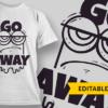 Geek go away preview