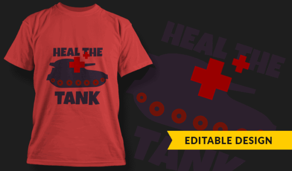 Heal The Tank heal the tank preview