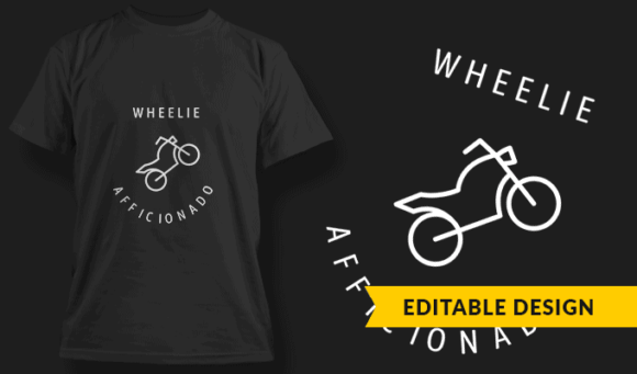 Wheelie Afficionado wheelie afficionado preview