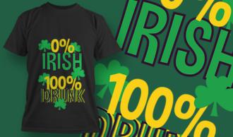 0 Percent Irish, 100% Drunk