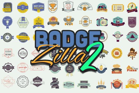 100+ Super Premium Badges