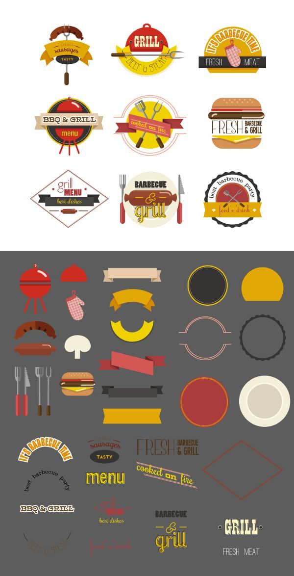 100+ Super Premium Badges 23