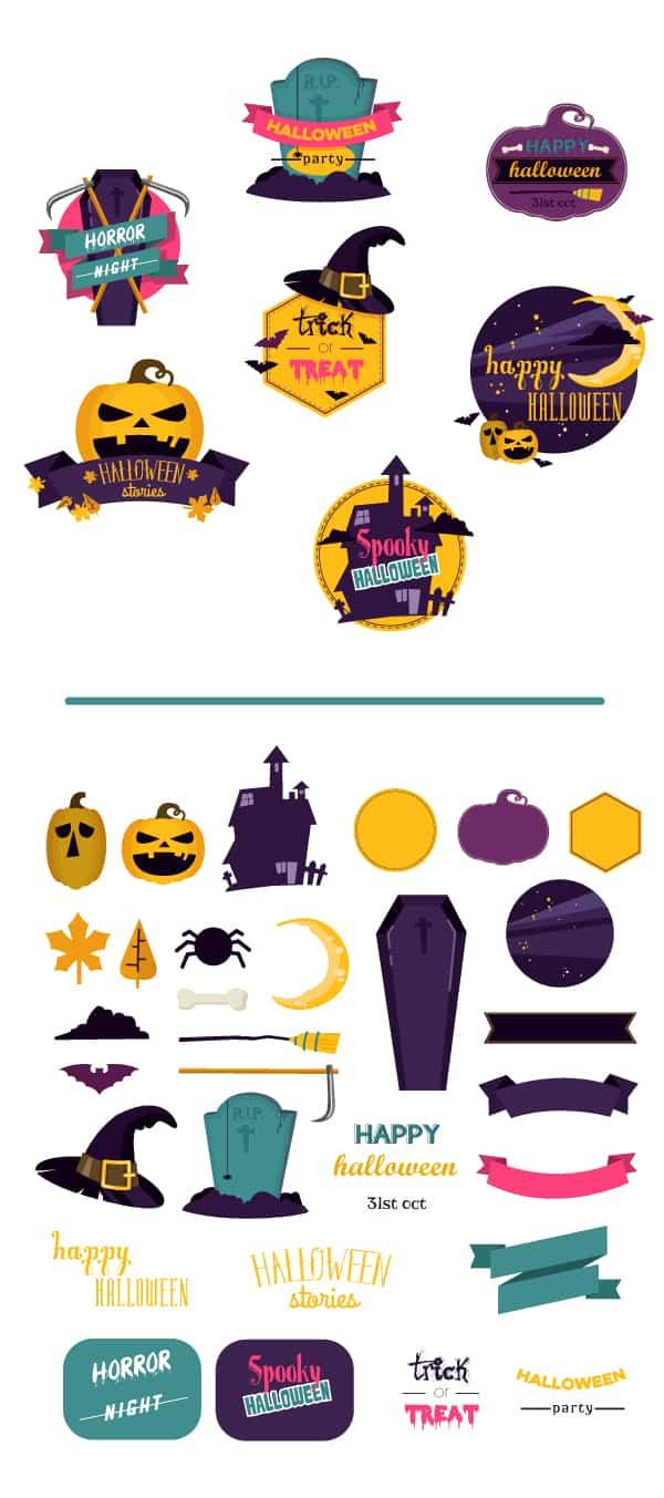100+ Super Premium Badges 11
