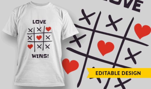 Love Wins! (tic tac toe)