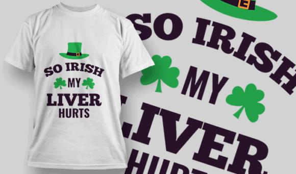 So Irish, My Liver Hurts