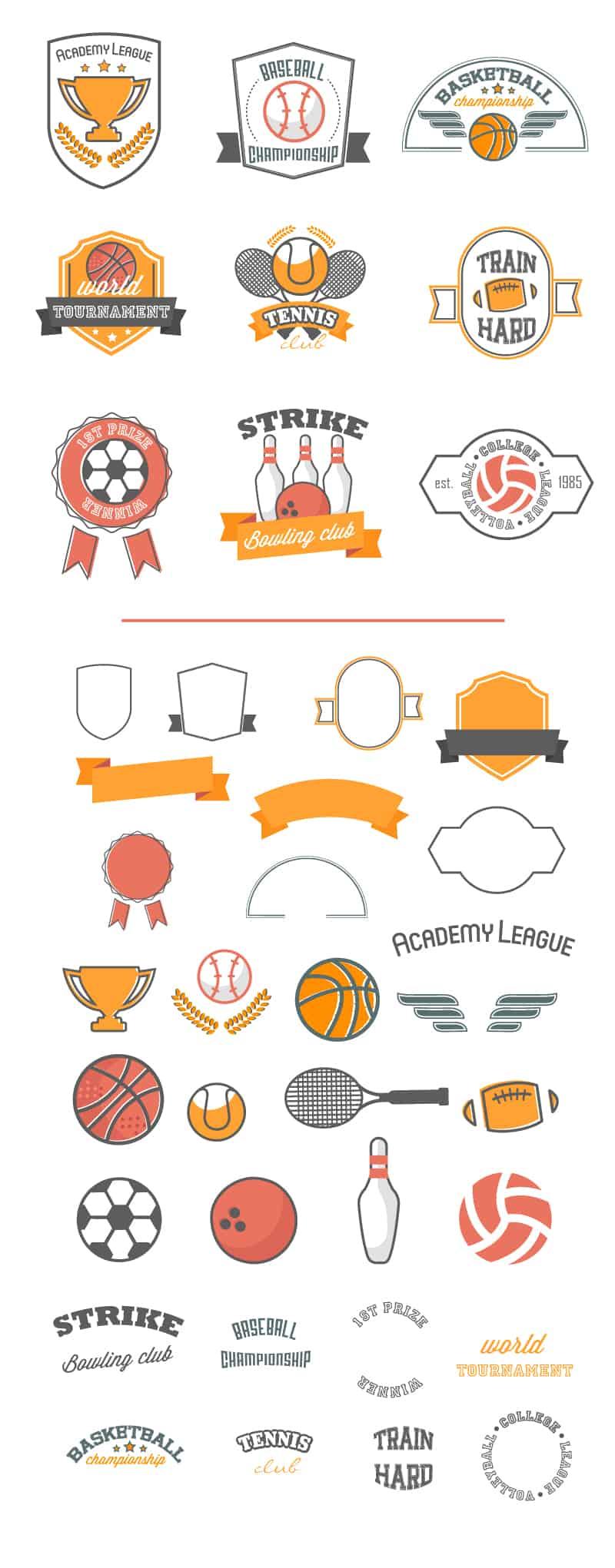 100+ Super Premium Badges 3