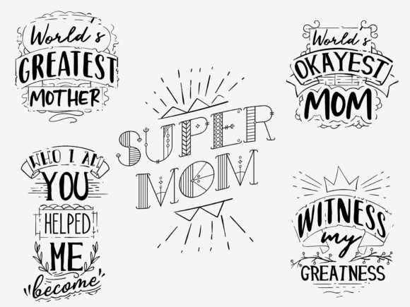 20x Mother's Day Quotes With Decorations 4