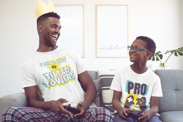 T-Shirt Designs For Gaming Niches - Should You Tap Into It?