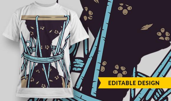 Design To Make You Thin  T-Shirt Design Template 2911 1