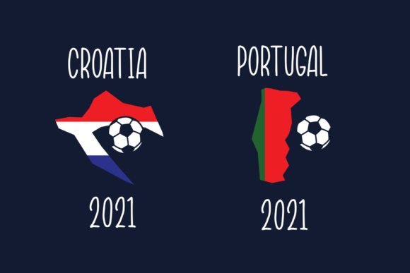 18x Countries & Flags SVG CUT FILES 2