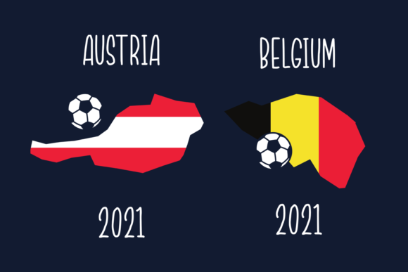 18x Countries & Flags SVG CUT FILES 10