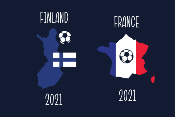 18x Countries & Flags SVG CUT FILES 8