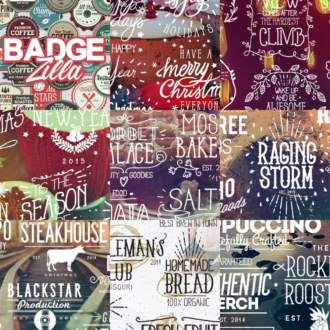 Typographic Templates