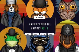 anthro-animals