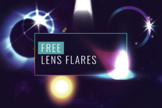 Free lens flares