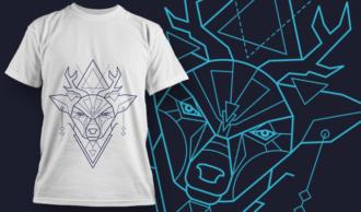 sacred-geometry-deer