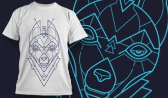 sacred-geometry-wolf